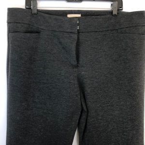 Loft Gray Pants